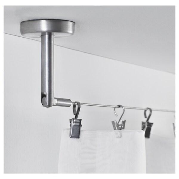 DIGNITET 딩니테트 커튼와이어, 스테인리스, 500 cm