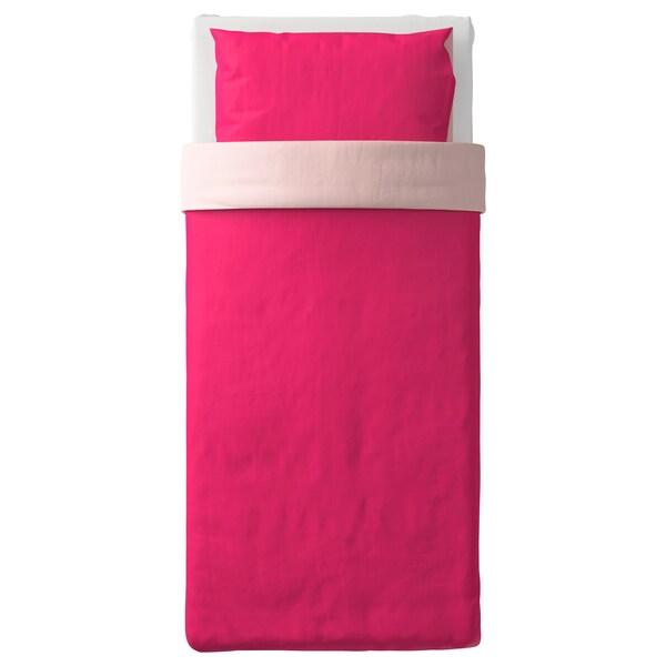드발라 이불커버+베개커버 핑크 152 평방인치 1 개 200 cm 150 cm 50 cm 80 cm