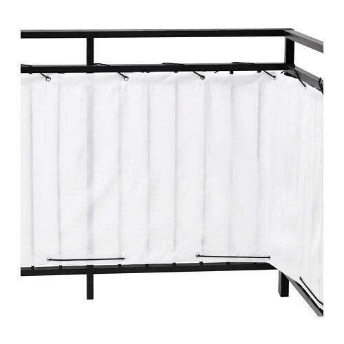 DYNING 뒤닝 발코니 파티션 IKEA 바람과 햇빛을 막아주고 사생활도 보호할 수 있어요.