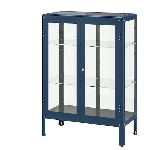 IKEA 파브리셰르 유리도어수납장