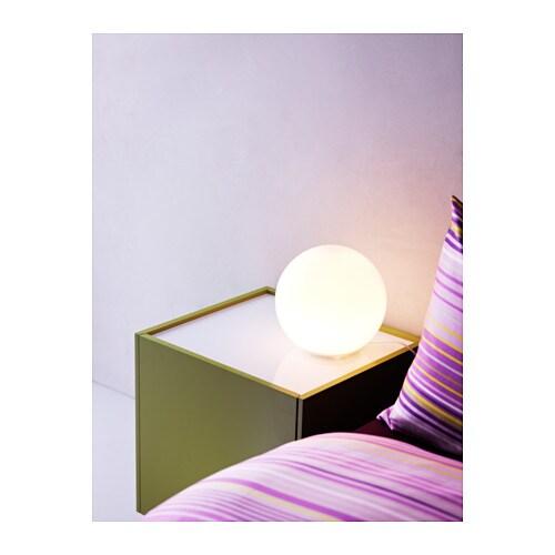 FADO 파도 탁상스탠드 IKEA 부드럽고 아늑한 느낌의 불빛입니다.