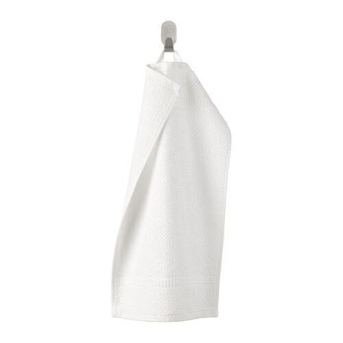FRÄJEN 프레옌 수건S IKEA 중간 두께의 테리 타월로 부드럽고 흡수력이 매우 좋습니다 (중량 500 g/m²). 길고 가는 코마면을 사용하여 부드럽고 내구성이 높습니다.