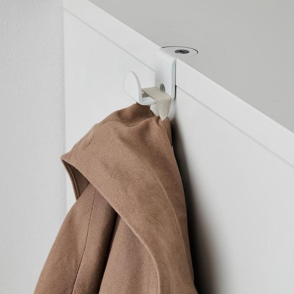 GALANT 갈란트 도어수납장, 화이트, 80x120 cm