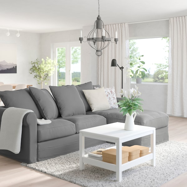 IKEA 그뢴리드 3인용소파