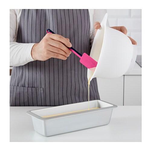 GUBBRÖRA 구브뢰라 고무주걱 IKEA 냄비와 프라이팬의 코팅을 손상시키지 않아요.