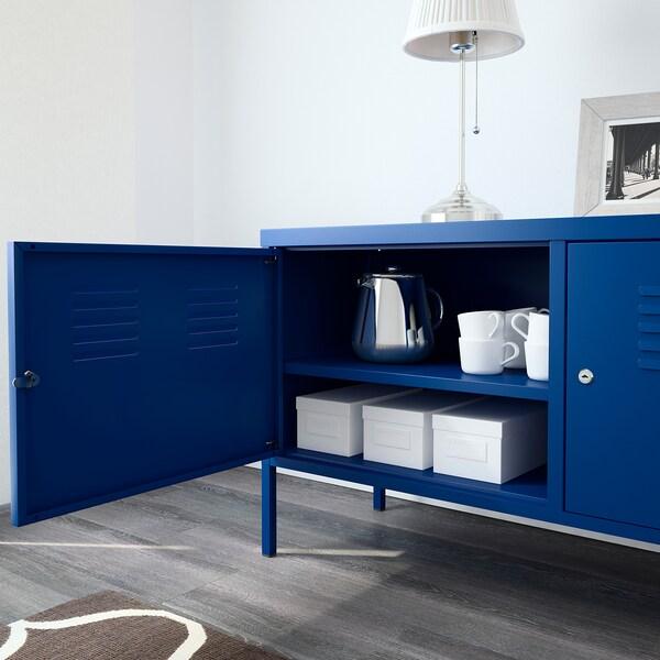 IKEA PS 수납장, 블루, 119x63 cm