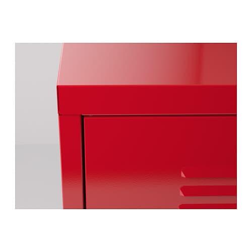 IKEA PS 수납장 IKEA 전선인출구가 있어서 전선을 깔끔하게 정리할 수 있습니다. 도어를 잠글 수 있어서 좀 더 안심하고 물건을 보관할 수 있습니다. 다리가 길어서 청소가 편합니다.