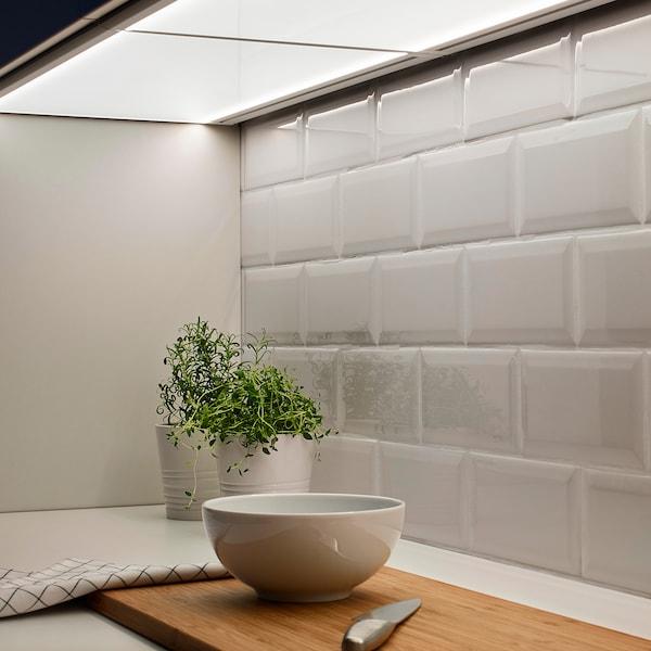 IRSTA 이르스타 LED조리대 조명, 오팔 화이트, 60 cm