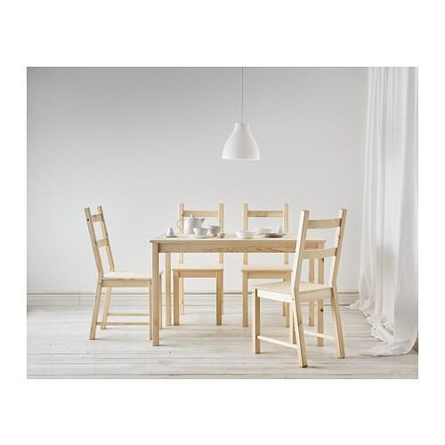 IVAR 이바르 의자 IKEA 천연 원목 소재로 내구성이 뛰어나고 사포질과 표면처리가 가능합니다.