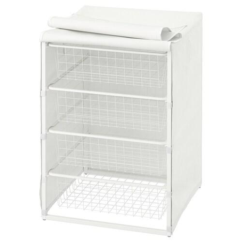 IKEA 요낙셀 프레임+철망바구니/커버