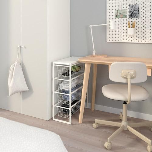 JONAXEL 요낙셀 프레임/철망바구니/상단선반 IKEA