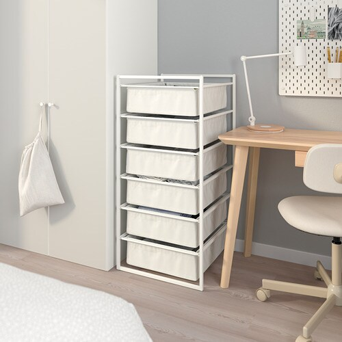 JONAXEL 요낙셀 프레임+텍스타일 바구니 IKEA