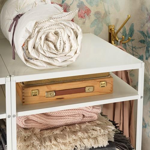 JONAXEL 요낙셀 프레임상단선반 IKEA 욕실 등의 습기가 많은 곳에서도 사용할 수 있습니다.