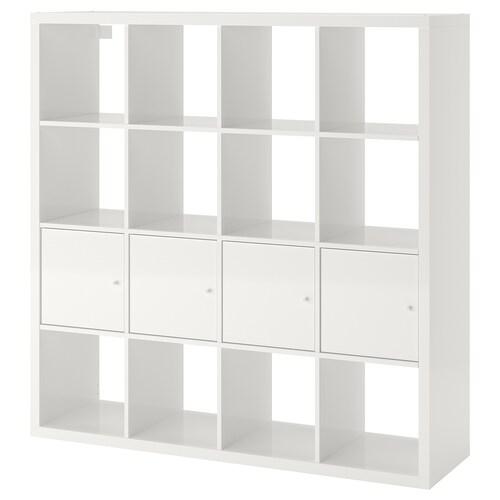 IKEA 칼락스 선반장+인서트4