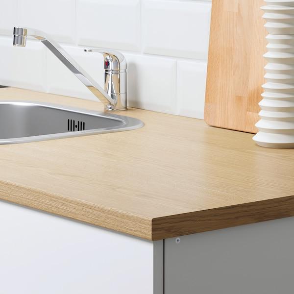 KNOXHULT 크녹스훌트 하부수납장+도어, 화이트, 120x85 cm