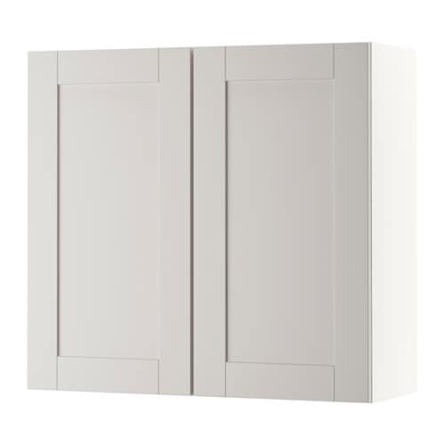 KNOXHULT Base cabinet with doors - IKEA