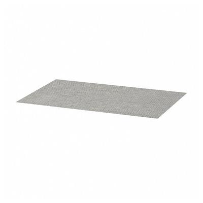 KOMPLEMENT 콤플레멘트 서랍매트, 라이트그레이 패턴, 90x53 cm