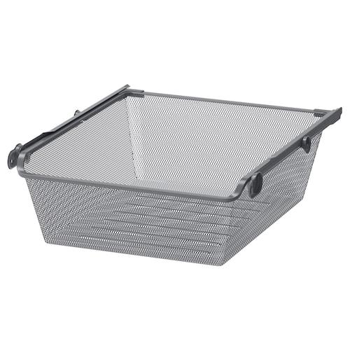 IKEA 콤플레멘트 철망바구니+인출식레일