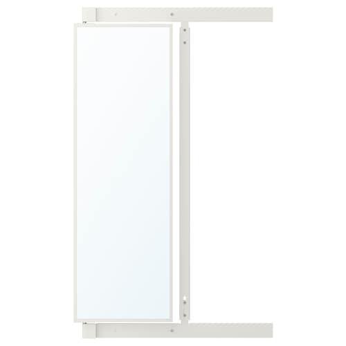 IKEA 콤플레멘트 인출식 거울+후크