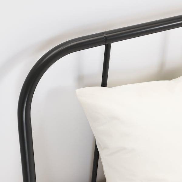 KOPARDAL 코파르달 침대프레임, 그레이, 120x200 cm