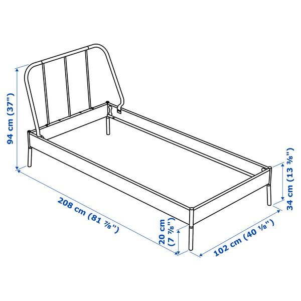 IKEA 코파르달 침대프레임