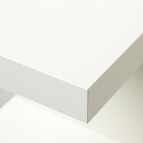 LACK 라크 벽선반유닛 IKEA 벽 공간을 최대한 활용해보세요. 공간은 적게 차지하고 다양한 물건을 수납할 수 있습니다. 벽에 가로 또는 세로로 선반을 고정하고 싶은 경우 이용하면 좋습니다.