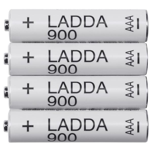 LADDA 라다 충전지, HR03 AAA 1.2V
