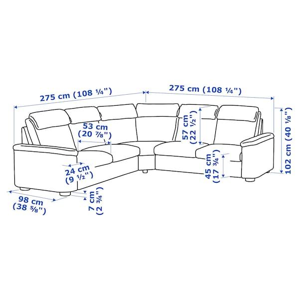 IKEA 리드훌트 코너소파5