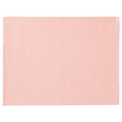 메리트 식탁매트, 핑크, 35x45 cm