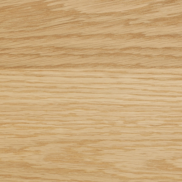 MÖLLEKULLA 묄레쿨라 조리대, 참나무/무늬목, 186x3.8 cm