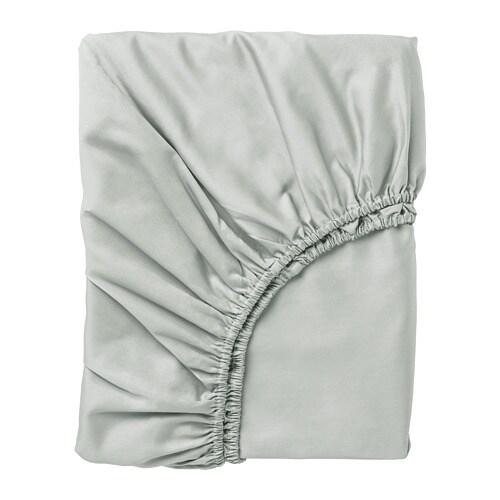 NATTJASMIN 나티아스민 매트리스커버 IKEA 면/리오셀 소재의 새틴 침구는 부드럽고 쾌적하며 고급스러운 광택으로 침대를 더욱 멋스럽게 꾸며줍니다. 면/리오셀 혼방제품으로 체내에서 배출되는 수분을 흡수하여 밤새 보송보송한 상태를 유지합니다.