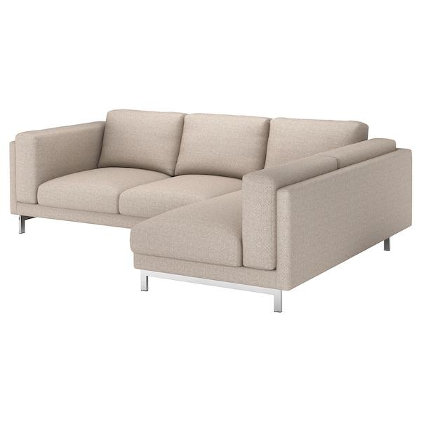 IKEA 노케뷔 3인용소파커버