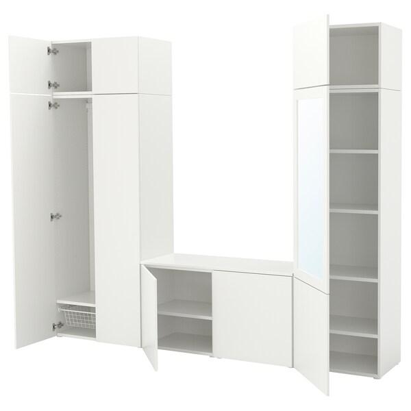 IKEA 플랏사 옷장+도어9
