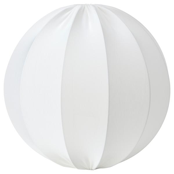 REGNSKUR 렝스쿠르 펜던트전등갓, 원형 화이트, 50 cm