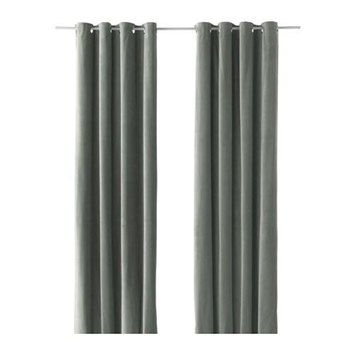 SANELA 커튼한쌍 - IKEA