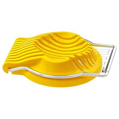 SLÄT 슬레트 달걀슬라이서, 옐로