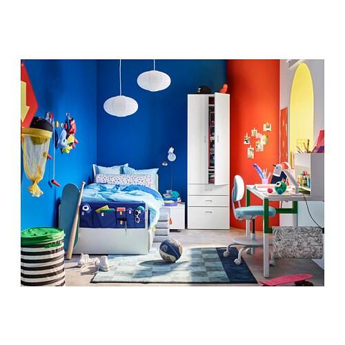 SLÄKT 슬렉트 침대프레임+갈빗살 IKEA 의자모듈, 수납상자, 접이식 매트리스, 보조침대 등, 해당 시리즈의 다른 여러 제품과 조합하여 SLÄKT/슬렉트 침대프레임에 스마트한 기능을 추가할 수 있습니다.