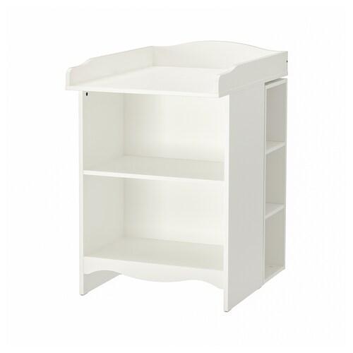 IKEA 스모예라 기저귀교환대/책장(선반 2개 포함)