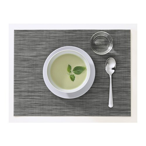 SNOBBIG 스노비그 식탁매트 IKEA 테이블 상판도 보호할 수 있고 접시와 식기도구의 소음도 줄일 수 있어요.