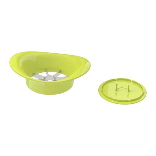 SPRITTA 스프리타 사과슬라이서 IKEA 양파 등을 웨지 모양으로 썰 때도 사용할 수 있어요.