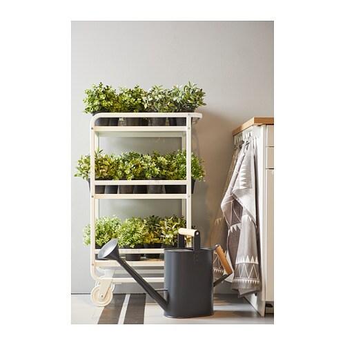 SUNNERSTA 순네르스타 카트 IKEA 주방에 여분의 수납공간을 제공합니다.