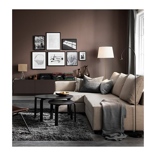 SVALSTA 스발스타 네스팅테이블2종 IKEA 각각 따로 사용할 수도 있고 포개놓으면 공간을 적게 차지합니다.