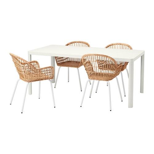 TINGBY 팅뷔 / NILSOVE 닐소베 테이블+의자4 IKEA