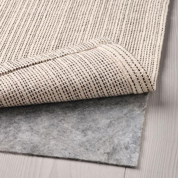 TIPHEDE 팁헤데 평직러그, 내추럴/오프화이트, 120x180 cm