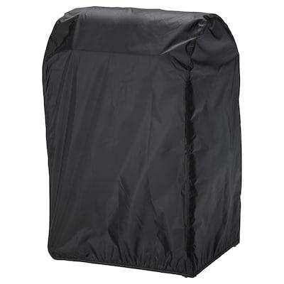 TOSTERÖ 토스테뢰 바비큐그릴커버, 블랙, 72x52 cm