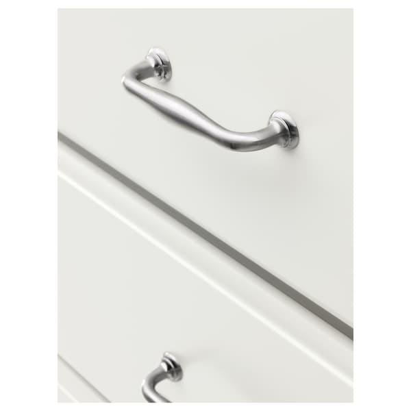 TYSSEDAL 튀세달 4칸서랍장, 화이트, 67x102 cm