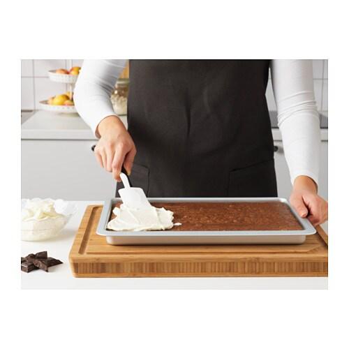 VARDAGEN 바르다겐 제빵틀 IKEA 양극산화 알루미늄 소재를 사용하여 튼튼하고 내구성이 뛰어나기 때문에 오래도록 사용할 수 있어요.