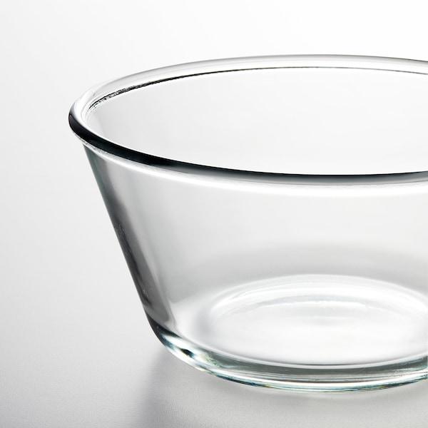 VARDAGEN 바르다겐 서빙볼, 유리, 20 cm