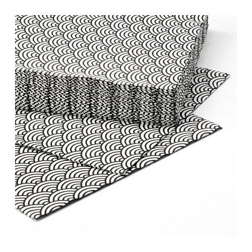 VÅRKUL 종이냅킨 IKEA 3겹 냅킨으로 흡수성이 뛰어납니다.