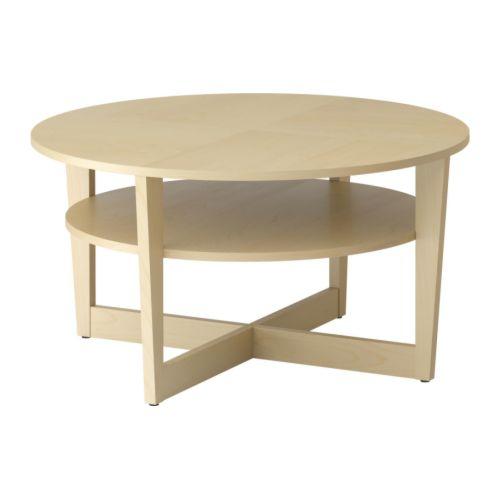 VEJMON 커피테이블 - 자작나무무늬목 - IKEA